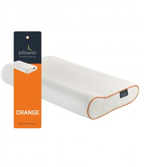 Pillowise Kissen orange