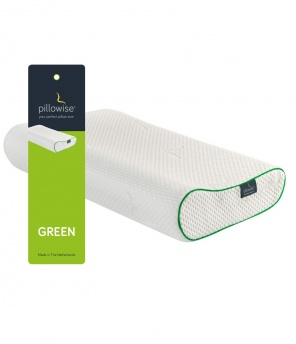 Pillowise Kissen green
