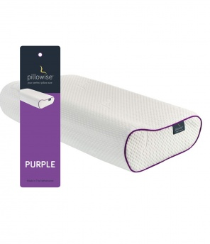 Pillowise Kissen purple