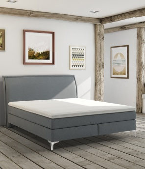Boxspringtopper Viscoschaum
