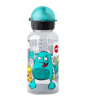 Kinder-Trinkflasche «Monster» 0,4l