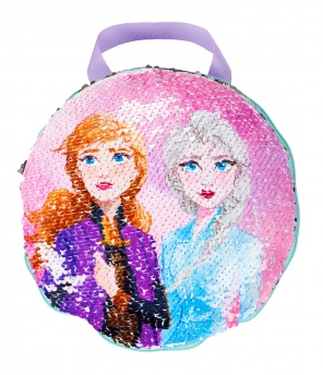 Glitzerkissen Frozen 2