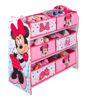 Regal Minnie Mouse 6 Boxen