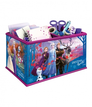 Puzzle Frozen 2 Storage Box