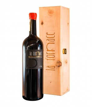 Brunello di Montalcino DOCG, Magnum Rotwein in Holzkiste