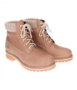"Stiefelette ""Timba"" taupe"