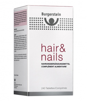 Hair&nails, 240 Tabletten