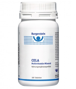 CELA Multivitamin-Mineral, 100 Tabletten